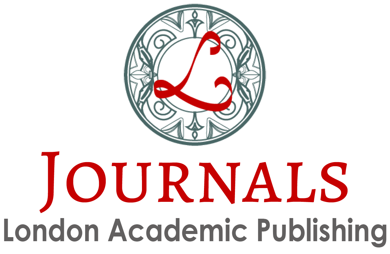 Journals. London Academic Publishing. Logo
